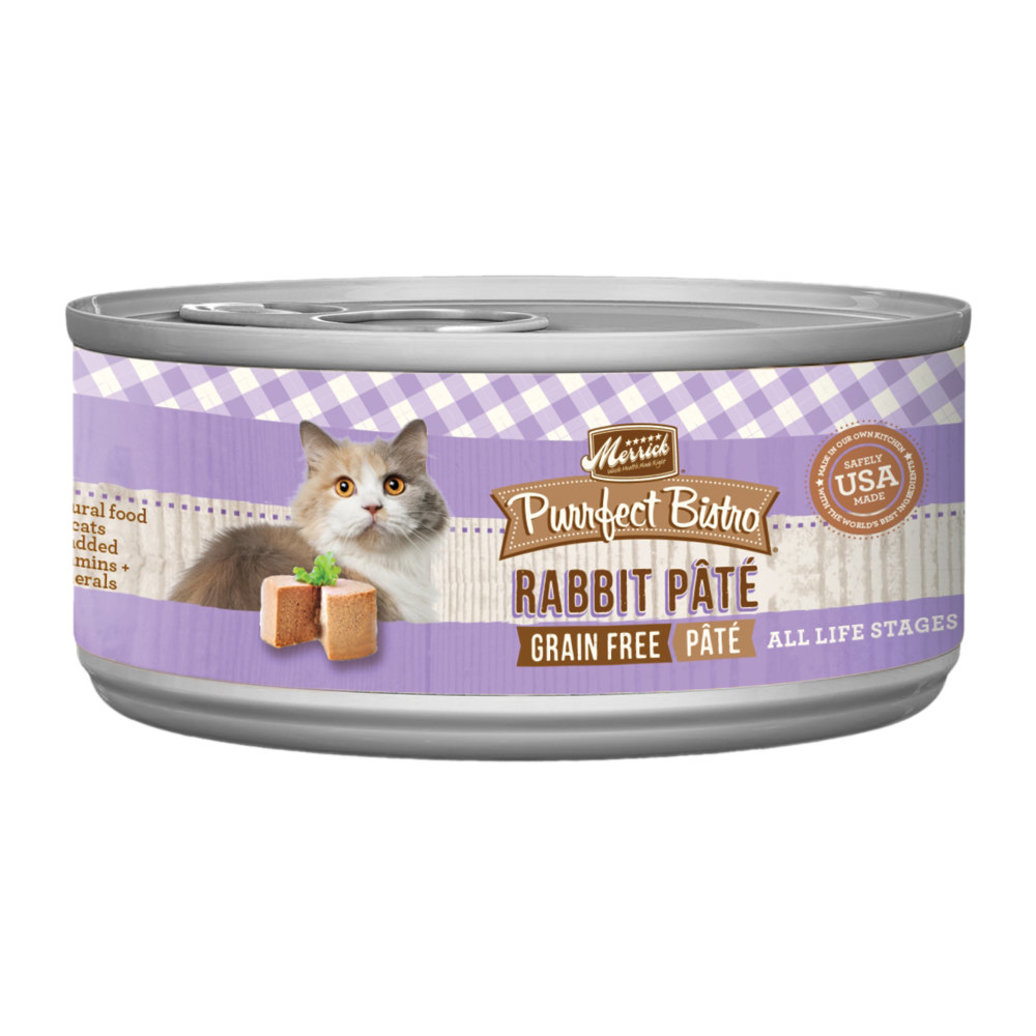 View larger image of Purrfect Bistro, Rabbit Pate - 5.5 oz