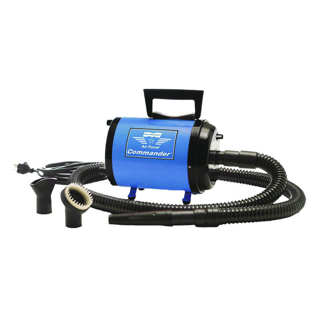 View larger image of Commander - Variable Speed Dryer - Blue