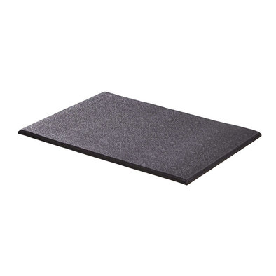 Cushioned Crate Mat - Black