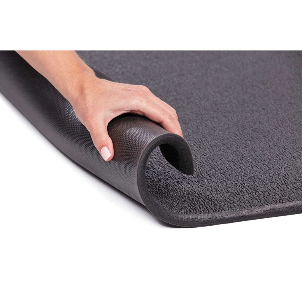 View larger image of Cushioned Crate Mat - Black