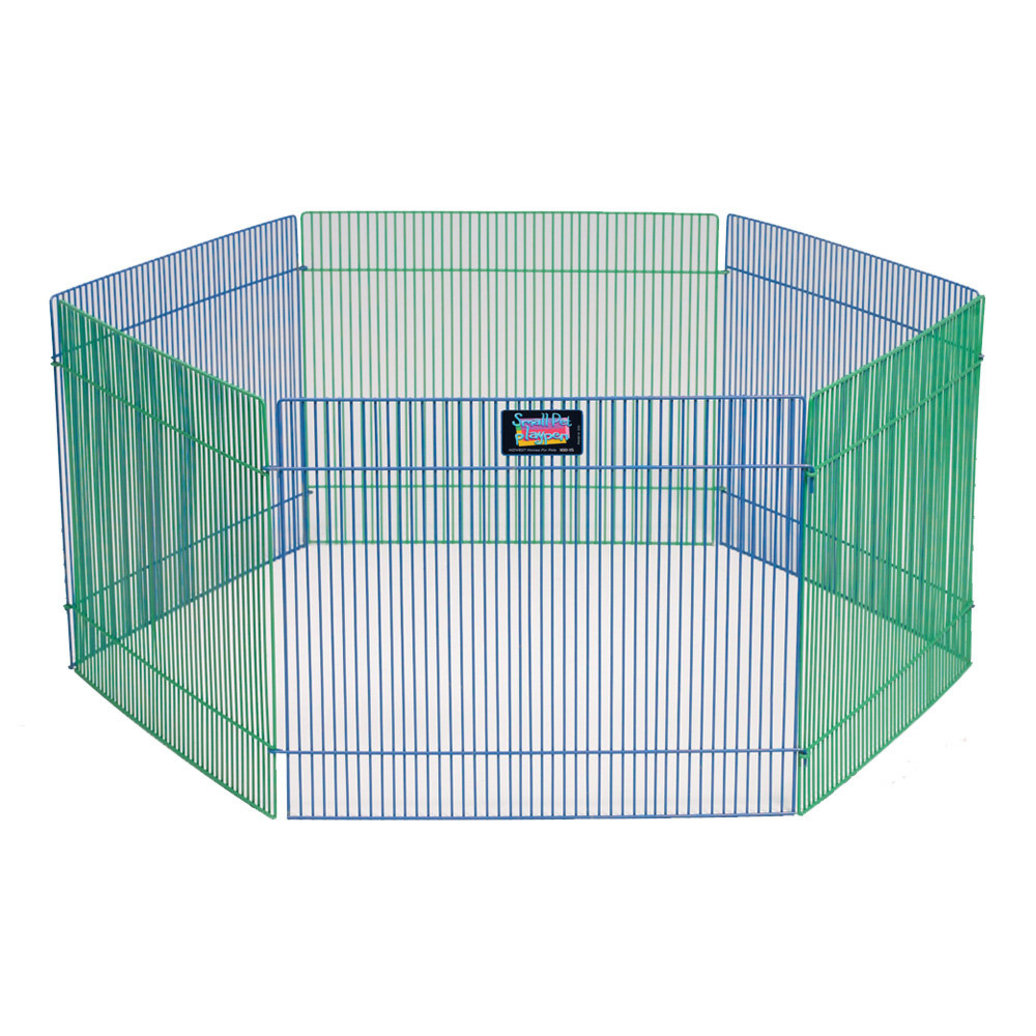 View larger image of Small Animal Pen, for Hamsters, Gerbils, Guinea Pigs - 15x19""