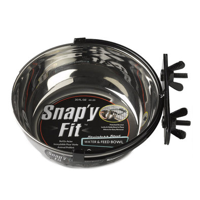 Snap'y-Fit Food Bowl
