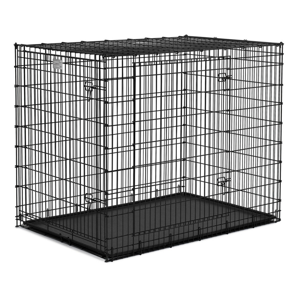 View larger image of Solutions Crate, Double Door - 54x37x45""
