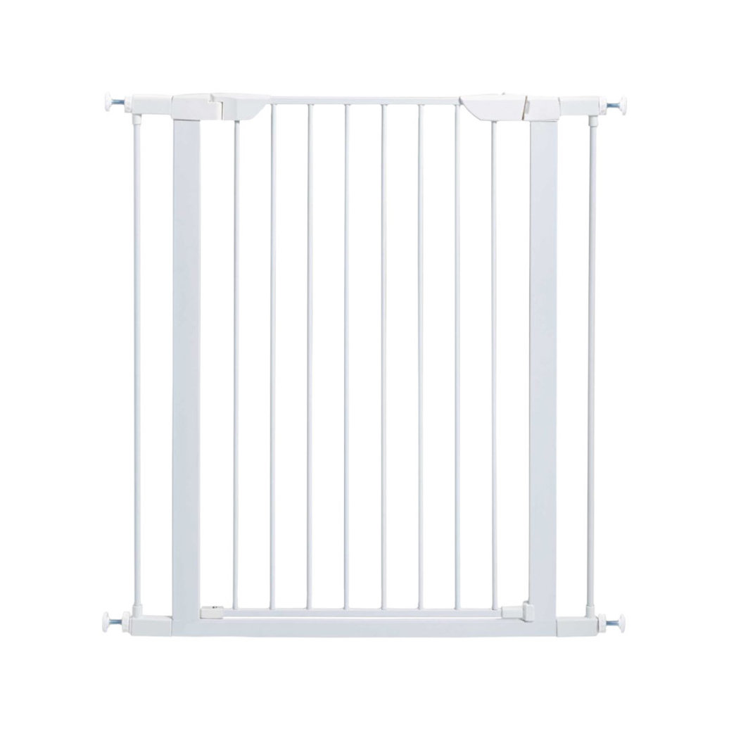 View larger image of Steel Gate - White - 39""