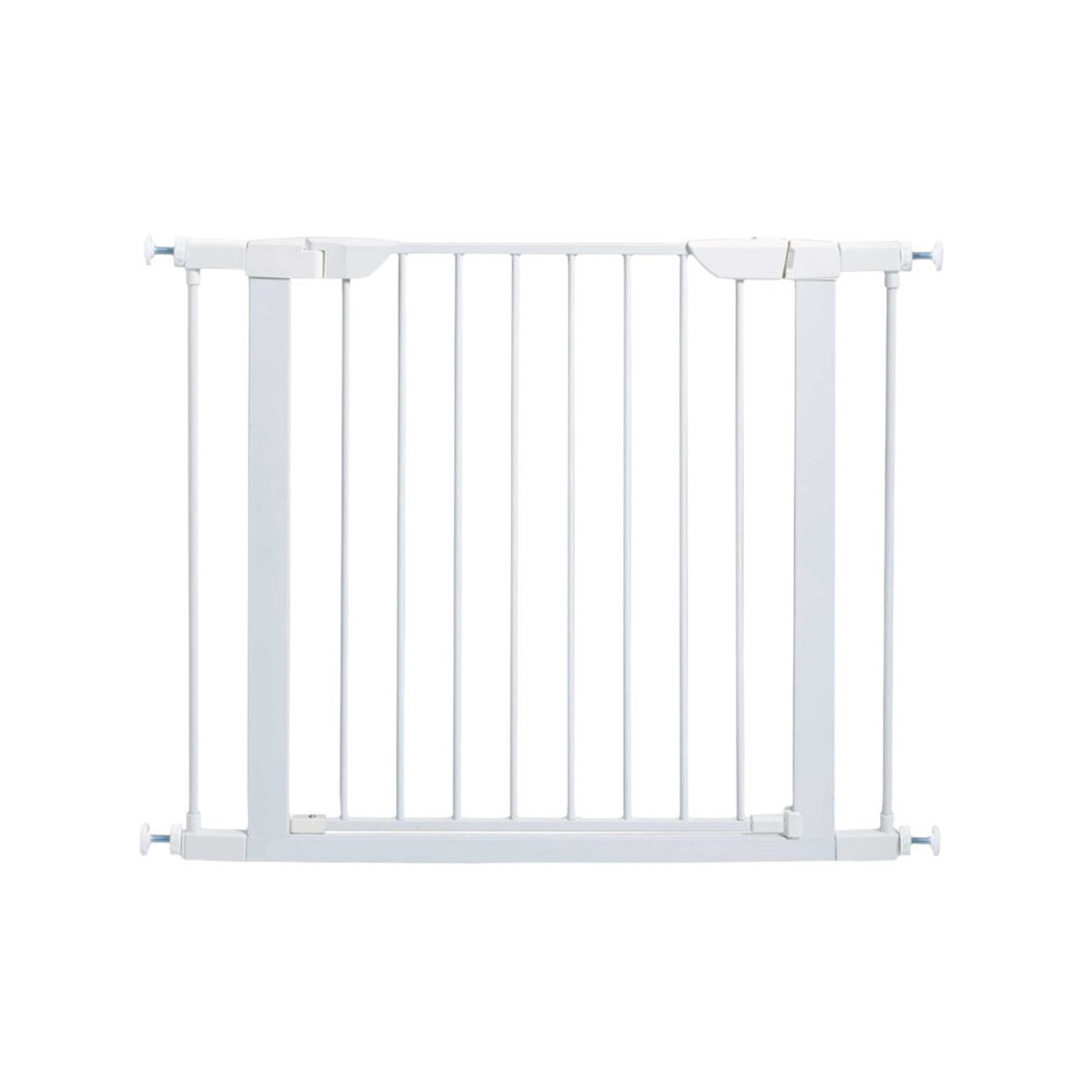 View larger image of Steel Gate - White