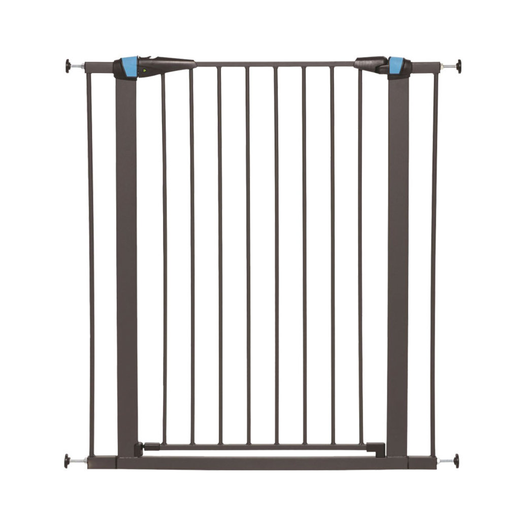 View larger image of Steel Glow Stripe Gate - Graphite