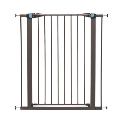 Steel Glow Stripe Gate - Graphite
