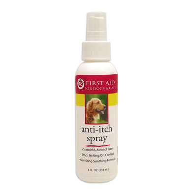 R-7 Anti-Itch Spray - 4 oz