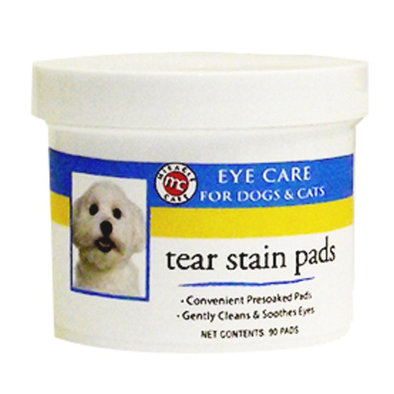 R-7 Eye Clear Cleaning Pads - 90 Ct