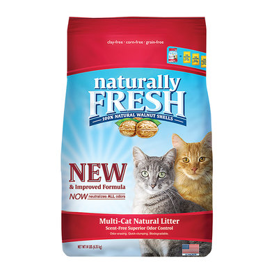 Multi-Cat Clumping Litter - 6.35 kg