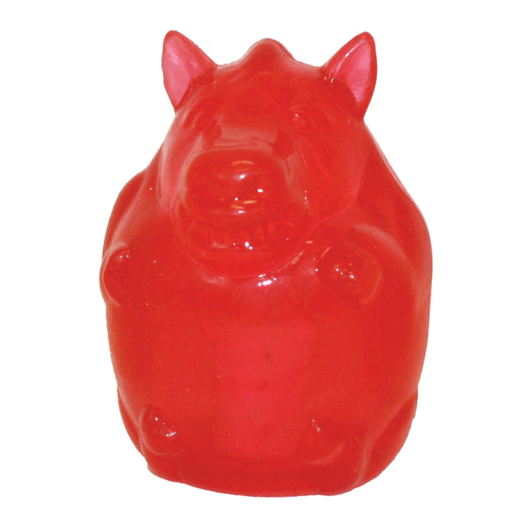 """View larger image of TPR Animals w/Squeaker - Assorted - 4"""""""