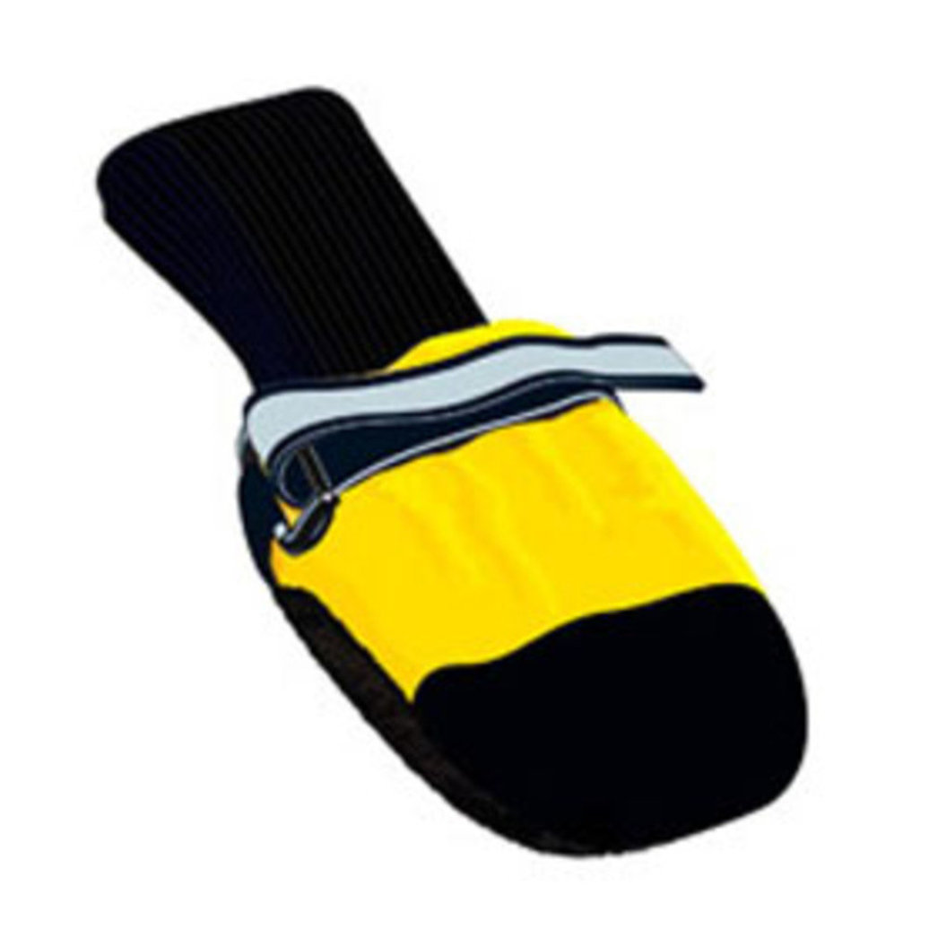 View larger image of All Weather Dog Boots - Yellow