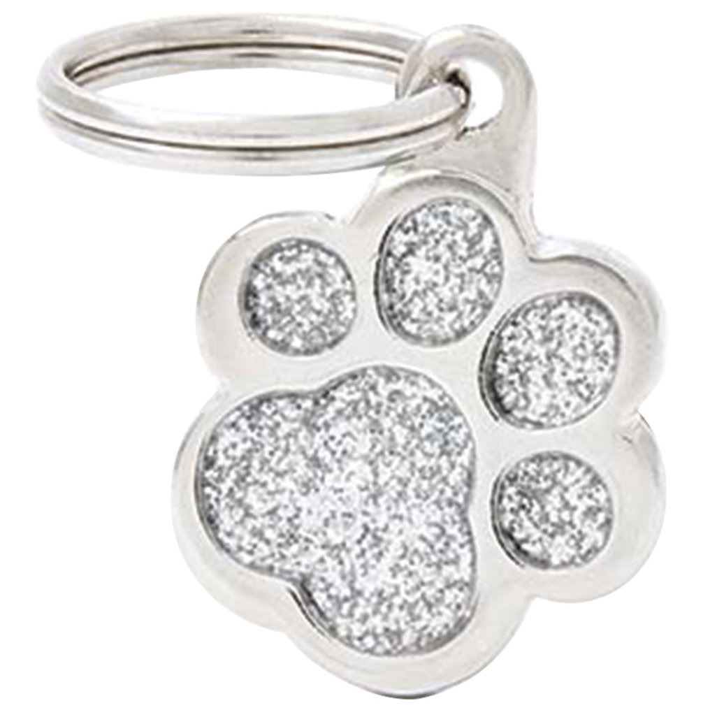 View larger image of Glitter Paw - Grey