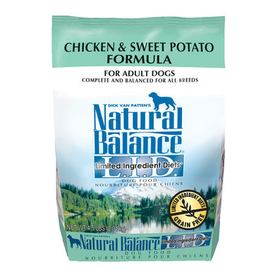 Adult LID Chicken & Sweet Potato - 4.5 lb