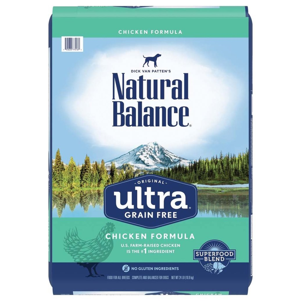 View larger image of Adult - Ultra Grain Free Chicken - 10.8 kg