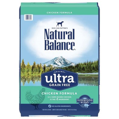 Adult - Ultra Grain Free Chicken - 10.8 kg