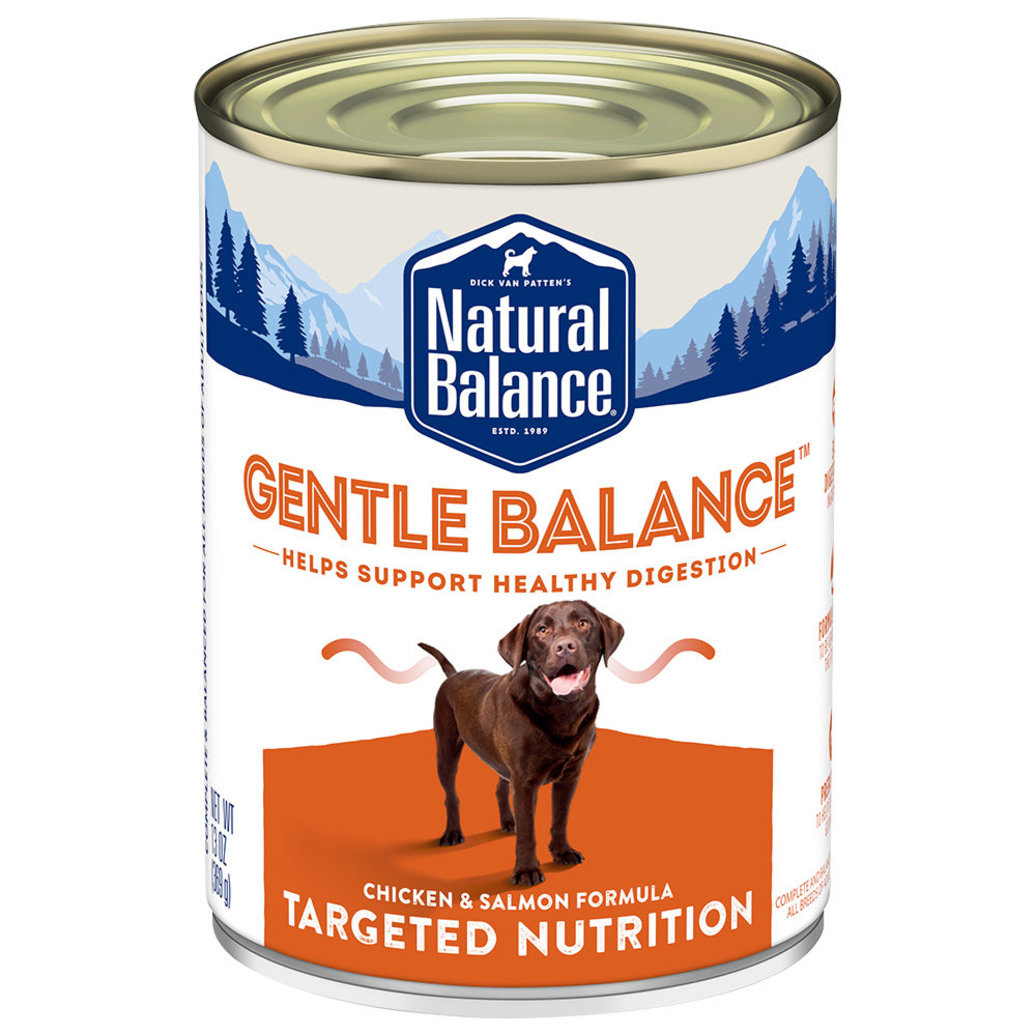 View larger image of Can, Adult - Gentle Balance - Chicken - 368 g