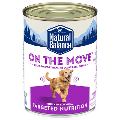 Can, Adult - On the Move - Chicken - 368 g
