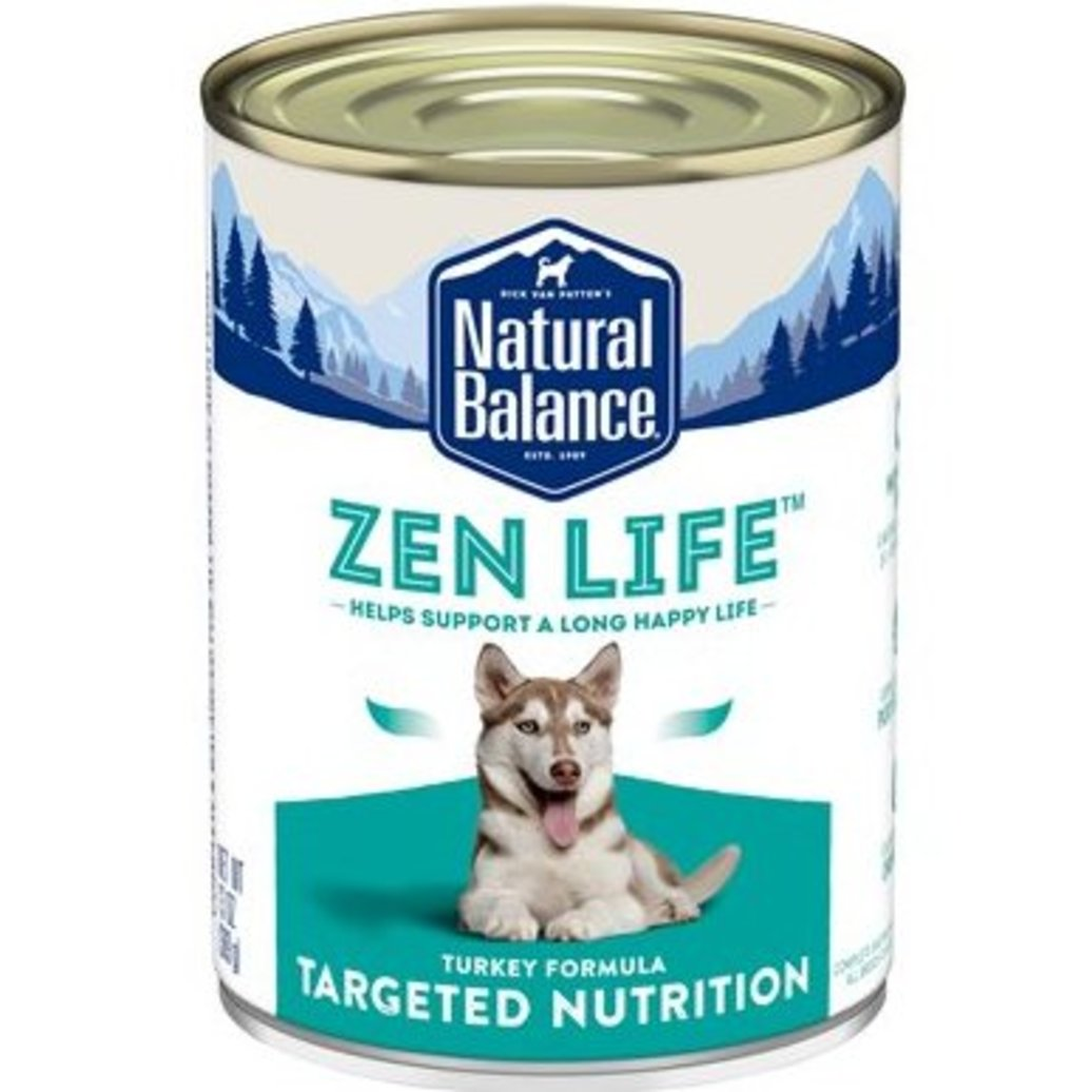 View larger image of Can, Adult - Zen Life - Turkey - 368 g