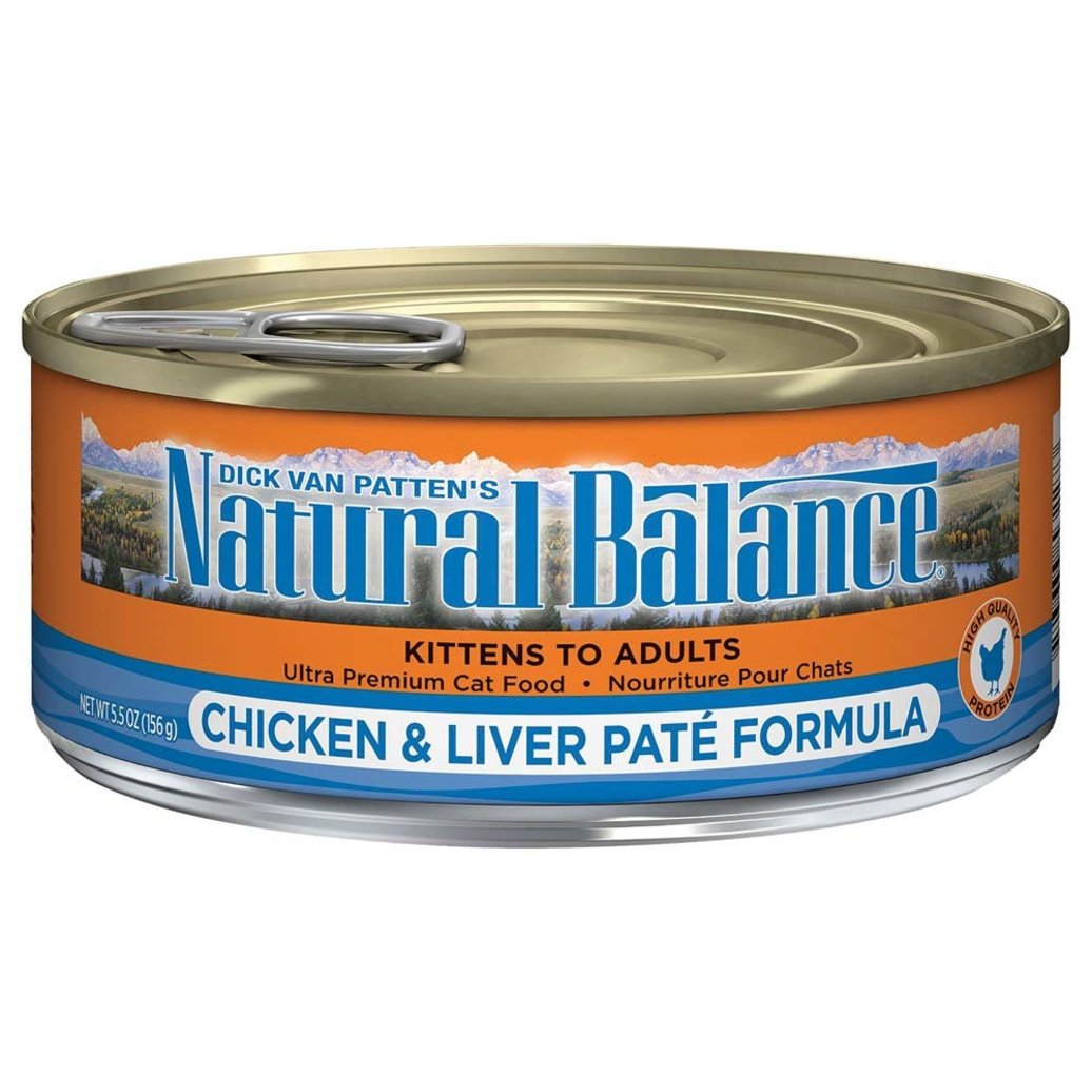 View larger image of Cat Can Chicken & Liver Pate  - 5.5 oz