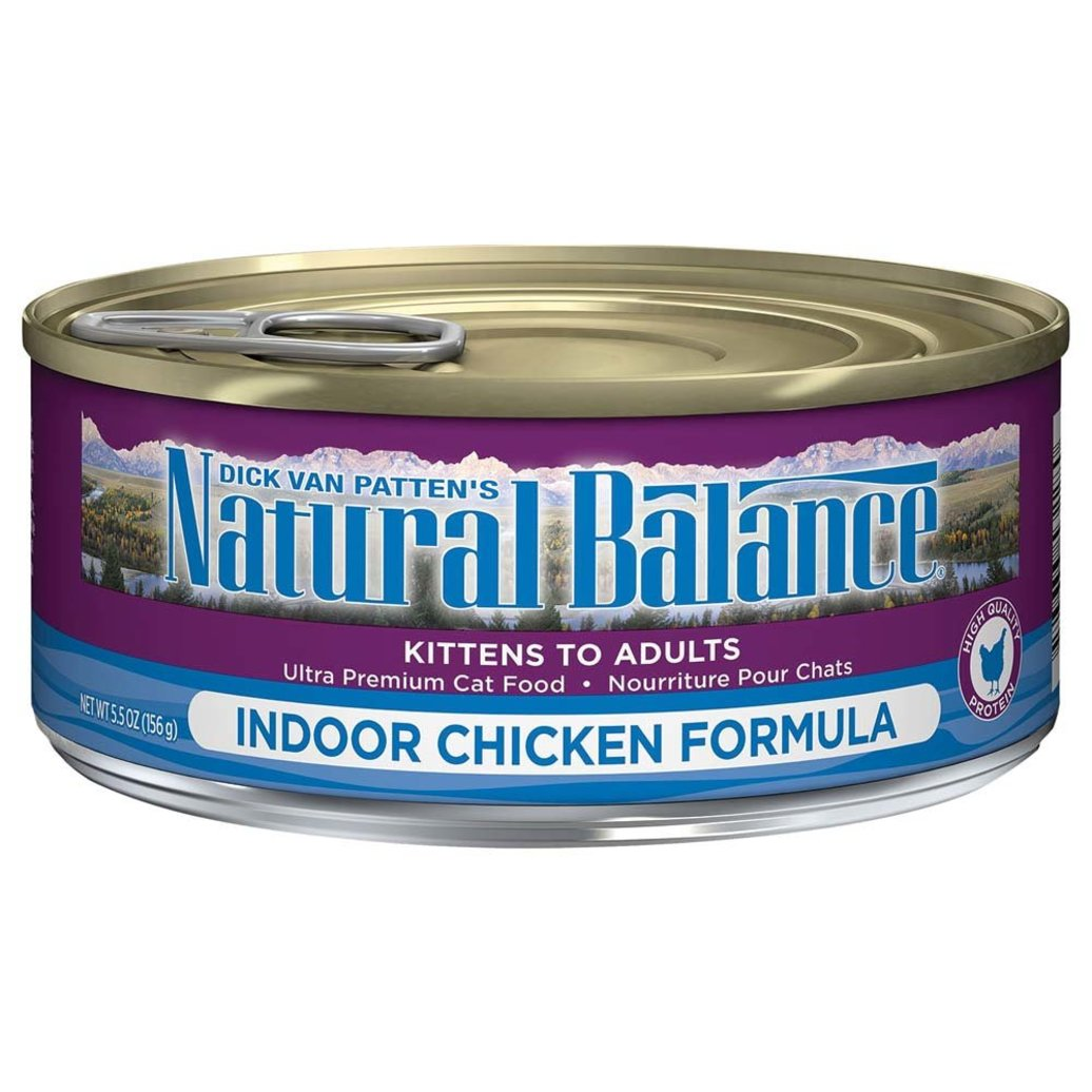 View larger image of Cat Can Indoor  - 5.5 oz