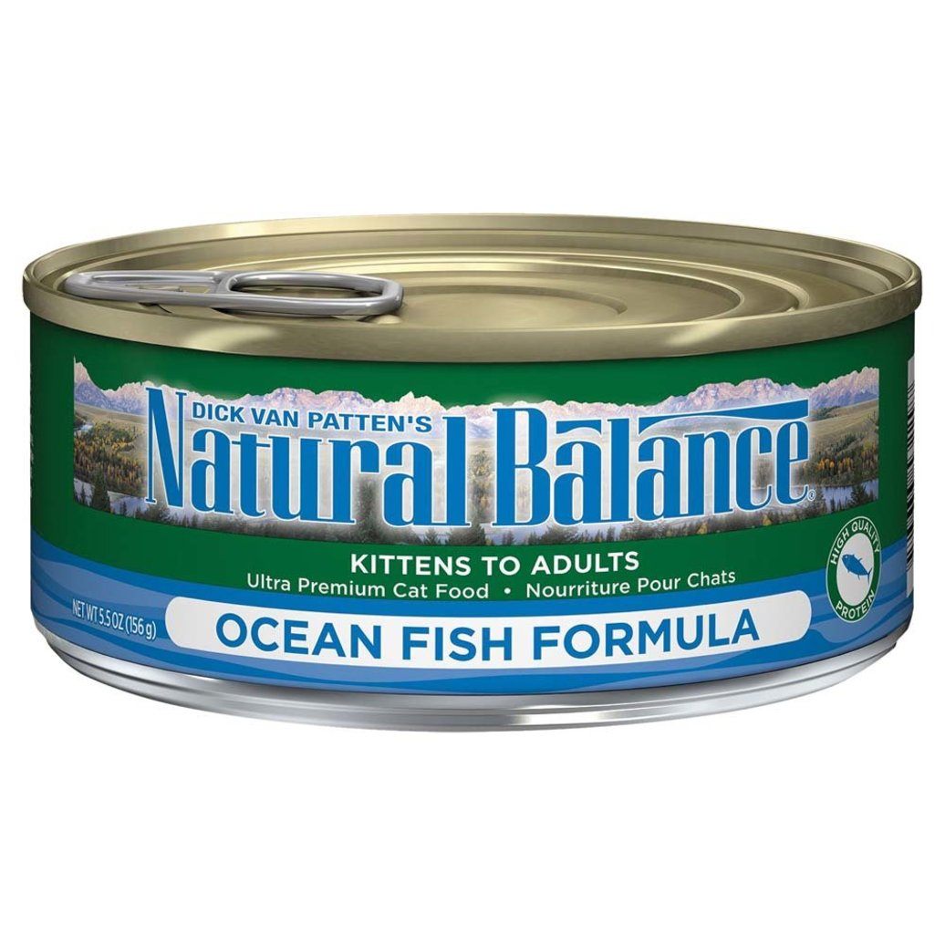 View larger image of Cat Can Oceanfish  - 5.5 oz