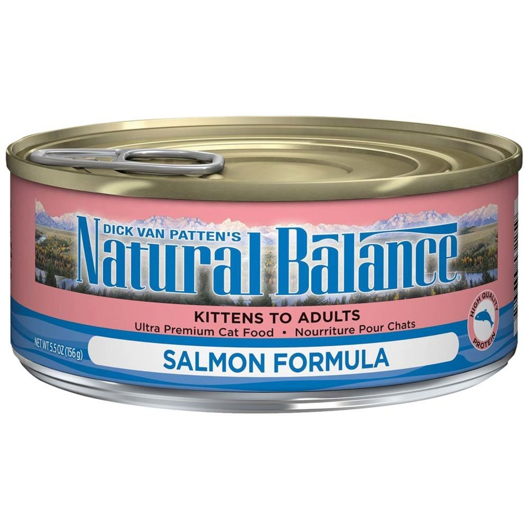 View larger image of Cat Can Salmon  - 5.5 oz