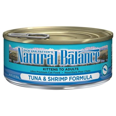 Cat Can Tuna  with Shrimp  - 5.5 oz