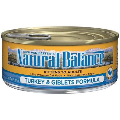 Cat Can Turkey & Giblet  - 5.5 oz