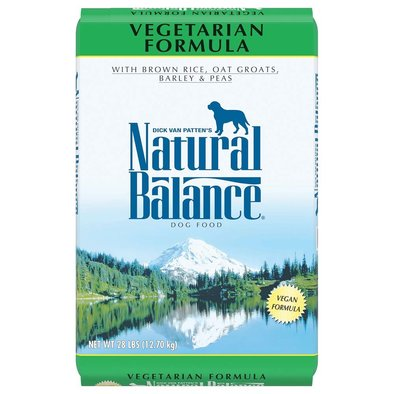 Natural Balance, Dog Vegetarian