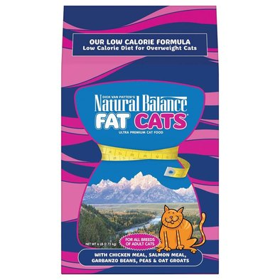 Fat Cat Low Calorie
