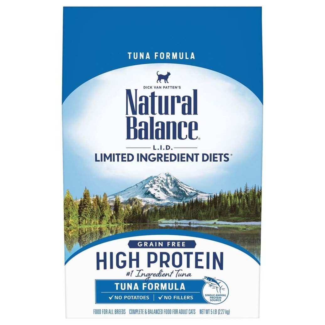 View larger image of Feline - Adult - High Protein LID - Tuna