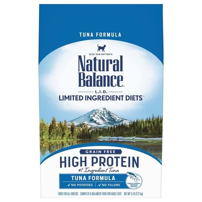 Feline - Adult - High Protein LID - Tuna