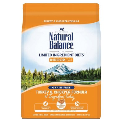 Feline Adult LID Indoor - Turkey & Chickpea