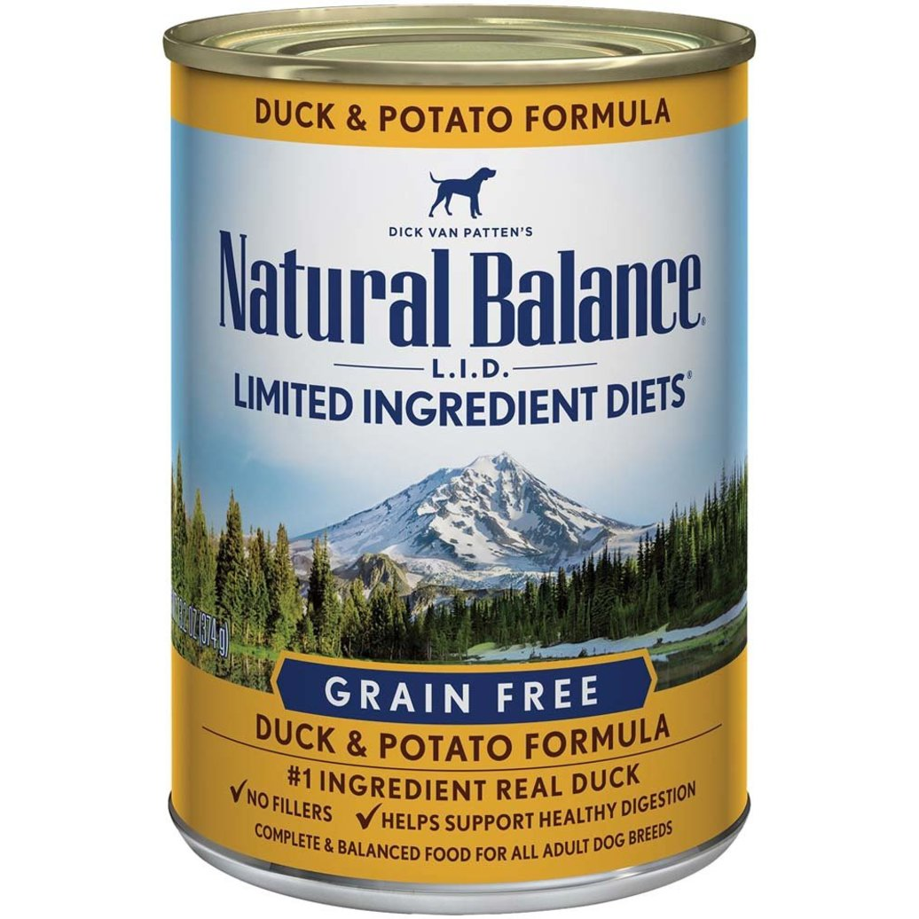 View larger image of Limited Ingredient Canned Dog Formula, Duck & Potato - 369 g