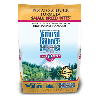 Limited Ingredient Diets, Small Breed Potato & Duck