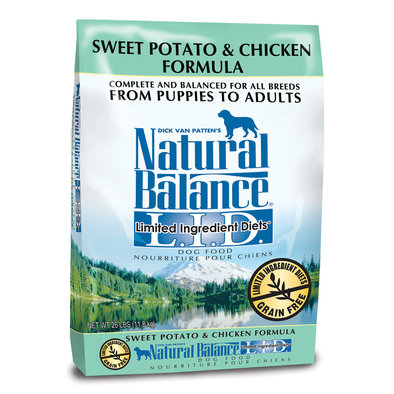 Limited Ingredient Diets, Sweet Potato & Chicken - 11.8 kg