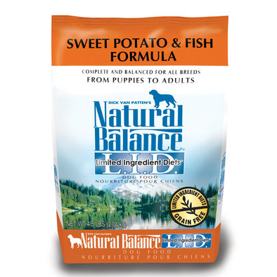 Limited Ingredient Diets, Sweet Potato & Fish
