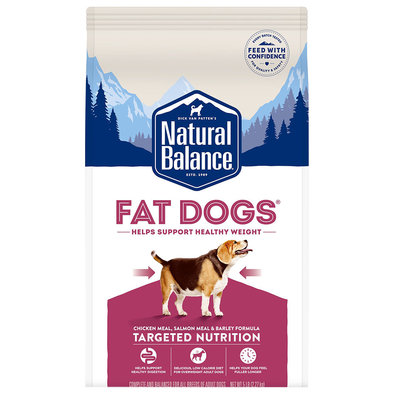 Reduced Calorie Dry Dog Formula