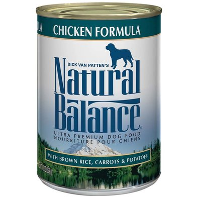 Ultra Premium Canned Dog Formula, Chicken & Rice - 369 g