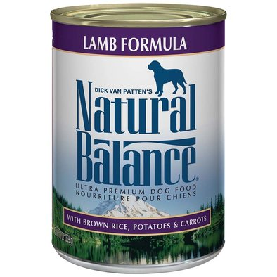 Ultra Premium Canned Dog Formula, Lamb & Rice - 369 g