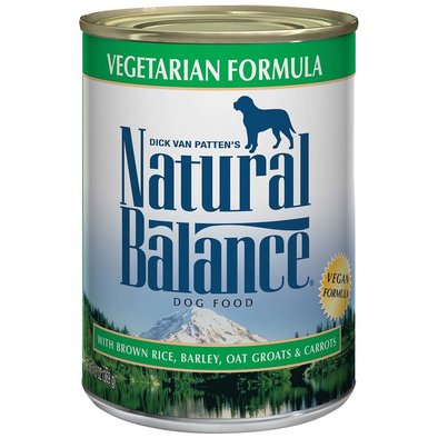 Vegetarian Canned Dog Formula - 369 g