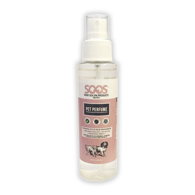 Natural Dead Sea Pet Perfume For Dogs & Cats