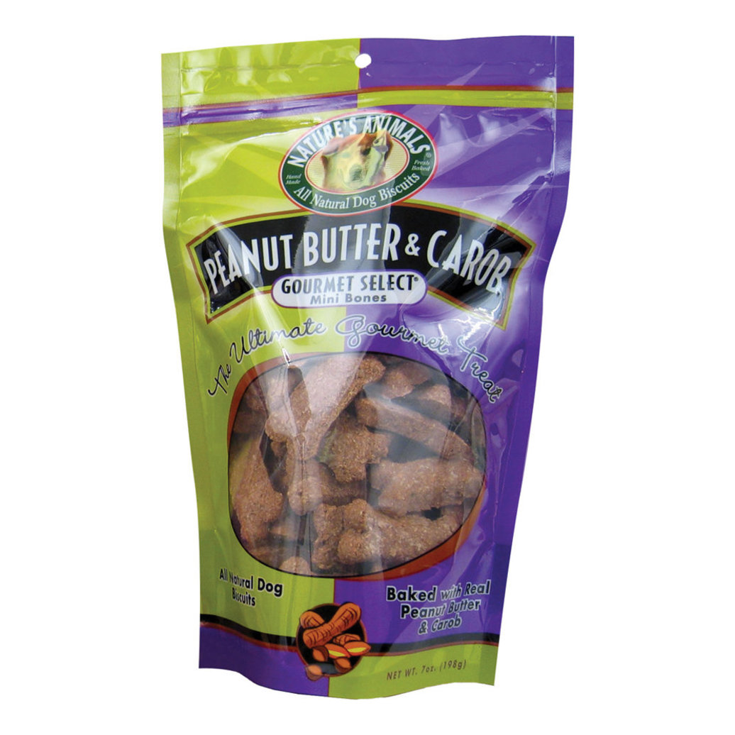 View larger image of Mini Gourmet Peanut Butter & Carob - 7 oz