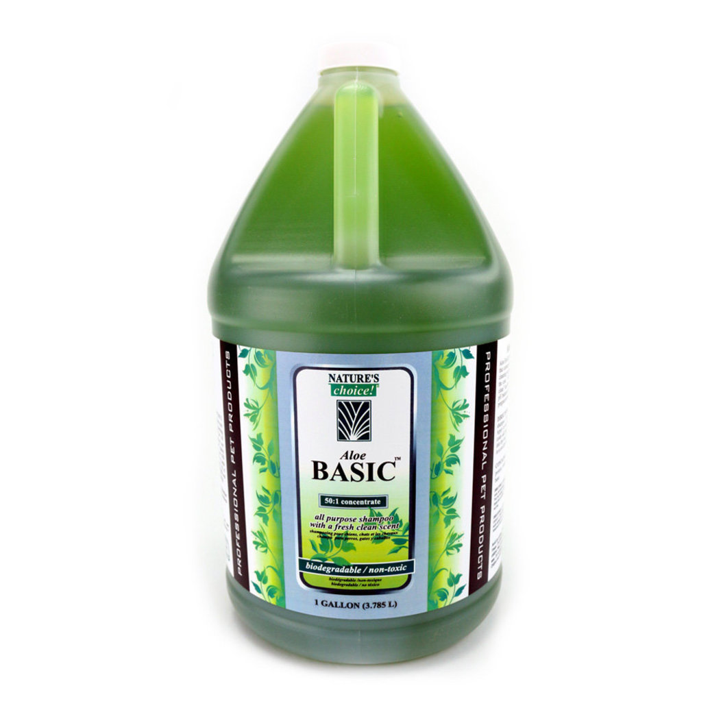 View larger image of Aloe Basic Shampoo - Gal