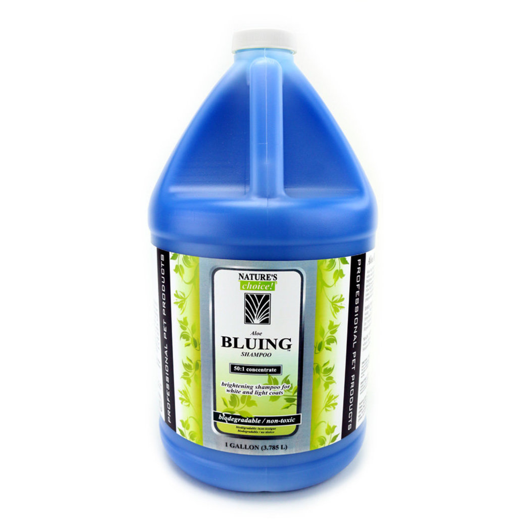 View larger image of Aloe Bluing Shampoo - Gal