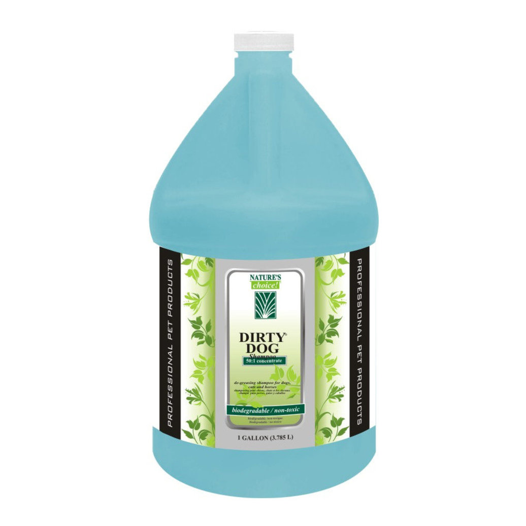 View larger image of Aloe Dirty Dog Shampoo - Gal