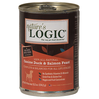 Can, Adult - Duck & Salmon Feast - 374 g