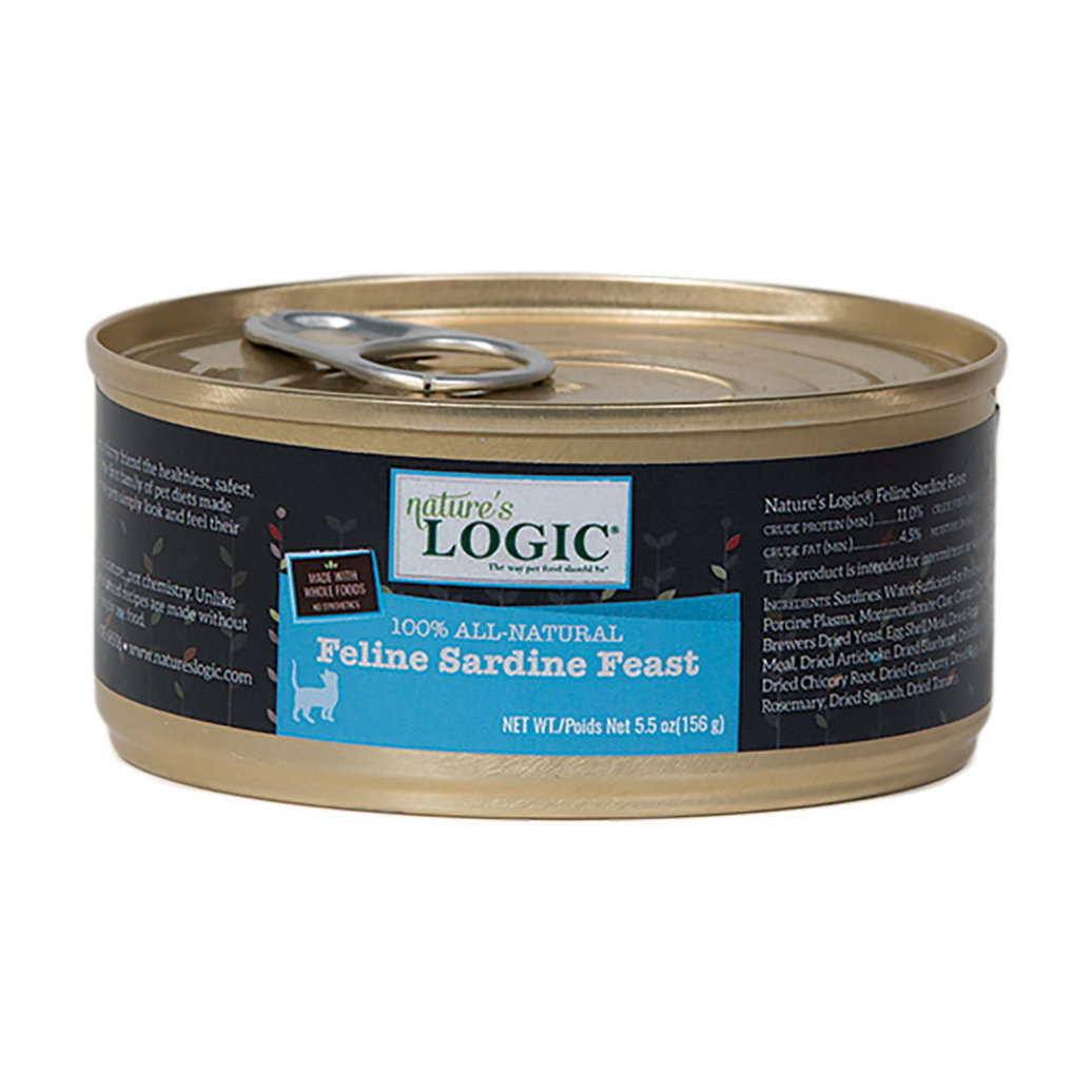 View larger image of Can, Feline Adult - Sardine Feast - 156 g