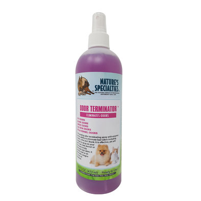 Nature's Specialties,  Odor Terminator - 473mL